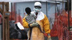 (圖/翻攝自推特)剛果,伊波拉,疫情