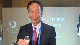 郭台銘,2020總統,杜紫宸,國民黨 (圖/翻攝自郭台銘臉書)