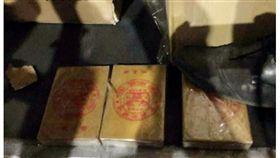 毒品重達數百公斤!越南警方破獲販毒案 2台灣人涉案(圖/翻攝自Berita Harian)