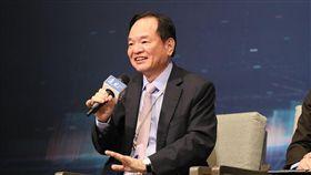 全聯董事長林敏雄參與全聯20周年國際論壇。