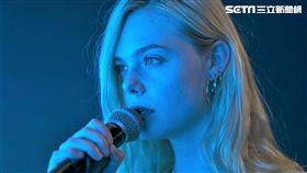 艾兒芬妮表示,自己很想演《歌喉讚》這樣類型的音樂電影,但苦無機會。(圖/威視電影提供)