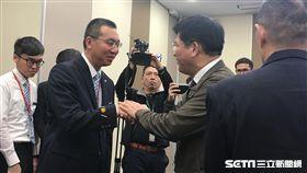 林佳龍,交通部長,胡家鳴,/記者蕭筠攝影