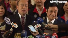 ▲韓國瑜29日拜會高雄市議會