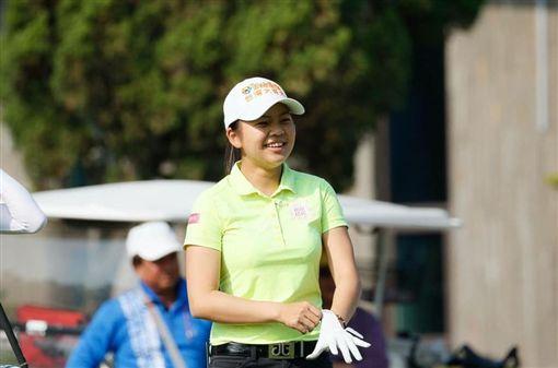 ▲徐薇淩是3名出賽台灣女將中首輪成績最好的球員。(圖/翻攝自徐薇淩臉書)