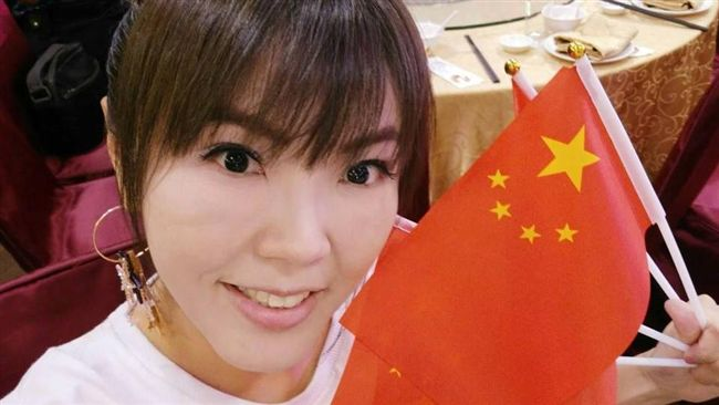 看不慣劉樂妍?陸網:來中國有啥目的