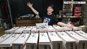 國民歌王周華健推出音樂劇專輯「賽貂蟬」。(圖/滾石唱片提供)