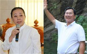 陳明文,張花冠,嘉義,立委初選,民進黨 (圖/翻攝自臉書)
