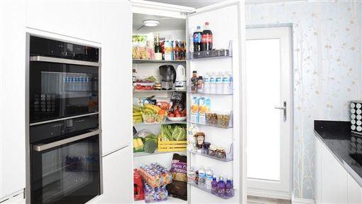 冰箱、廚房、食物 (圖/翻攝自pixabay) ID-1851104