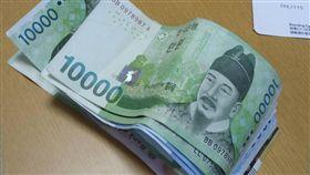 出國,旅遊,換錢,日幣,韓幣,Dcard 圖/翻攝自Dcard