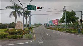 南投,中投快速道路,車禍,噴飛,騎士,慘死(圖/翻攝自Googlemap)