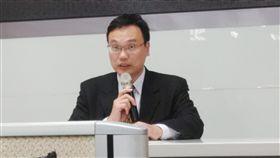 中華映管讓出華映科技經營權面板廠中華映管公司總處長黃世昌12日晚間在台灣證券交易所重大訊息記者會宣布,對轉投資中國大陸華映科技已喪失控制力,已非母子公司關係。中央社記者潘智義攝 108年2月12日