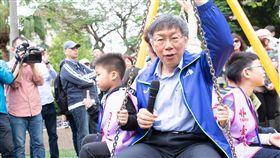 柯文哲,蔡柯配,蔡賴配,2020,總統 圖/台北市政府提供
