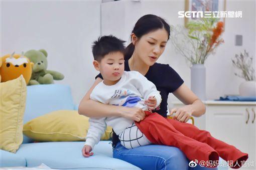 胡可《媽媽是超人》 圖/中天電視提供