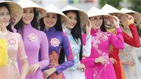 (圖/翻攝自推特)越南,美女