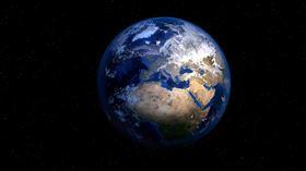 地球。(圖/翻攝自PIXABAY)