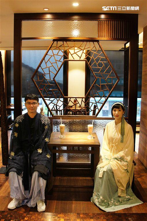 無茶不樂,春水堂,珍奶,國立臺灣博物館,古裝,穿越