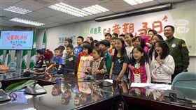 ▲民進黨中央30日舉辦兒童親子日(圖/民進黨提供)