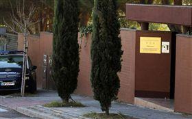 西班牙使館遭襲 北韓:侵犯國家主權 (圖/翻攝自twitter)