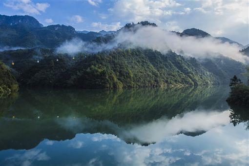 ▲大覺山森林覆蓋率高達97.43%(圖/喜鴻假期)