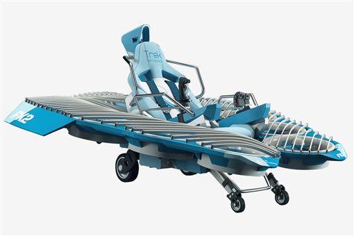 ▲FlyKart飛行卡丁車。(圖/翻攝網站)