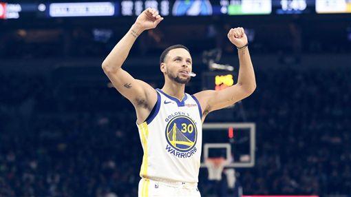 NBA/勇士47分屠殺黃蜂分區封王NBA,金州勇士,Stephen Curry翻攝自推特