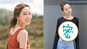 隋棠生完三胎,肚子仍保養的沒有妊娠紋。(圖/suitangtang_official IG)