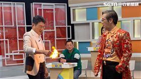 謝震武、退休警官高仁和、魔術師傑克 圖/高點電視台提供