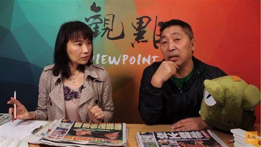 選2020?「關鍵時間點」曝光!唐湘龍:他在等兩道東風,圖/翻攝自觀點YouTube
