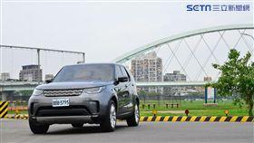 ▲第5代Land Rover Discovery。(圖/鍾釗榛攝影)