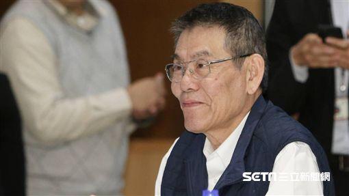 華航罷工、總經理 謝世謙(圖/記者林士傑攝)