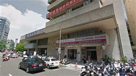 新竹,台灣銀行新竹分行,竊盜,提款機,ATM,水電工(圖/翻攝自Googlemap)