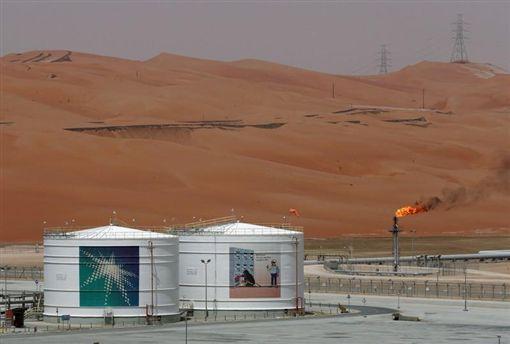 沙烏地阿拉伯國營石油公司(Aramco)( 圖/翻攝自推特)