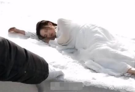 楊超越,《將夜2》古裝照外流。(圖/搜狐娛樂微博)