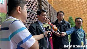 謝龍介,按鈴申告,北檢,陳水扁,選罷法,立委補選。潘千詩攝影