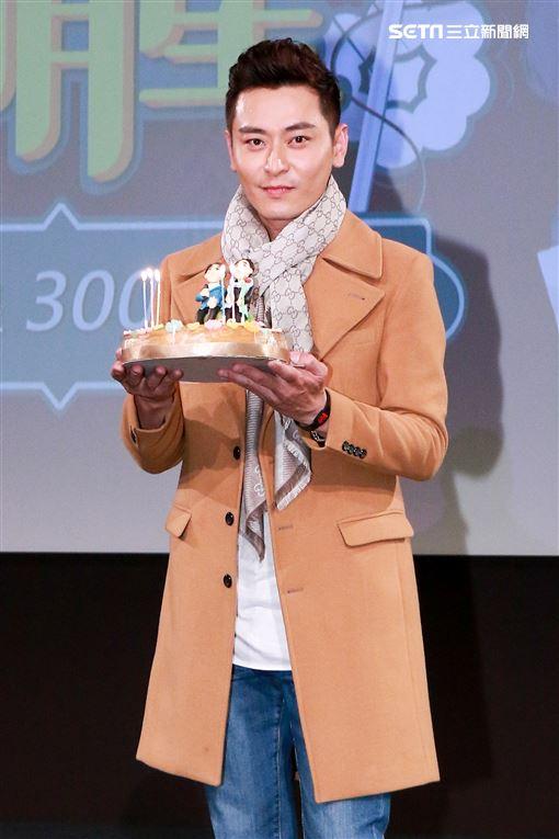 安安大明星300集特映會暨陳冠霖粉絲慶生同樂會。(記者林士傑/攝影)