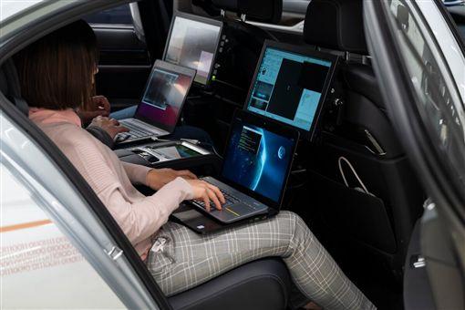 ▲BMW自動駕駛技術(圖/翻攝網路)