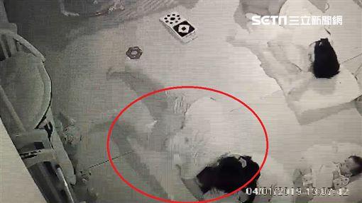托嬰中心,保母,男嬰,監視器,台北市
