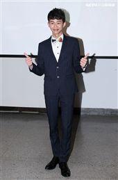 客家電視台文學戲劇「日據時代的十種生存法則」演員吳政迪。(記者邱榮吉/攝影)