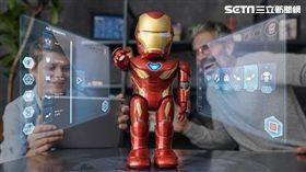 鋼鐵人MARK50機器人,復仇者聯盟4,UBTECH,先創國際,鋼鐵人