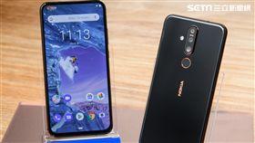 HMD Global,Nokia,點睛全螢幕,手機,Nokia X71,X71