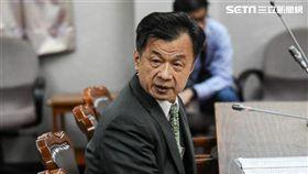 法務部長邱太三。 圖/記者林敬旻攝