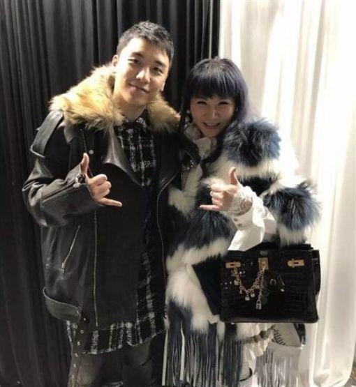 勝利,台灣林太/翻攝自微博