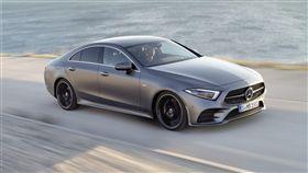 ▲CLS也首次在本月推出120萬40期零利率優惠。(圖/Mercedes-Benz提供)