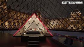 旅宿平台,Airbnb,羅浮宮,蒙娜麗莎,迷你金字塔