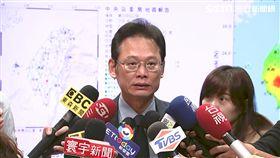 氣象局地震測報中心陳國昌