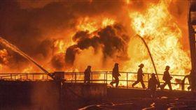 26歲罹難消防員留「最後一句話」(圖/翻攝自微博)