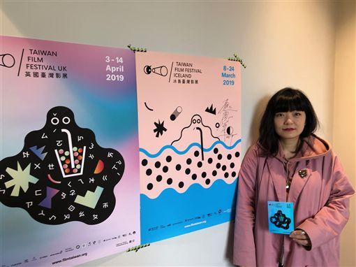 第一屆英國台灣影展3日將在倫敦揭幕,邀請到導演蔡明亮等重量級影人將影片帶進泰特現代美術館播放,背後推手是旅居倫敦的電影人陳繪彌。中央社記者戴雅真倫敦攝 108年4月2日