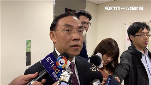 法務部長,蔡清祥。潘千詩攝影