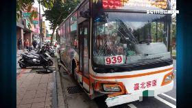 文 公車中風撞1600