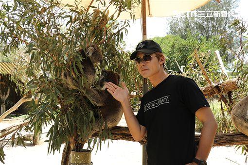 廖科溢《溢遊未盡》赴澳洲 圖/亞洲旅遊台提供